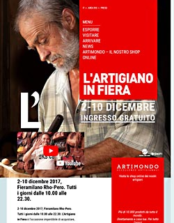 Assopromi onlus attivita 39 e appuntamenti for Artigiano in fiera 2017